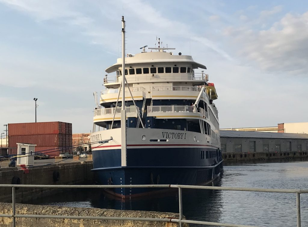 Halifax shipping comings and goings in halifax for High end cruise ships