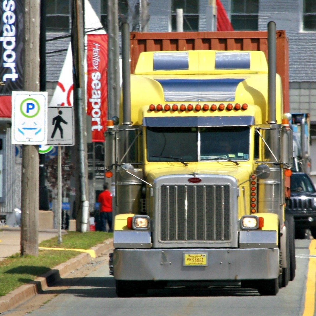 How can Halifax Mitigate Trucks to the Port? look to Vancouver.