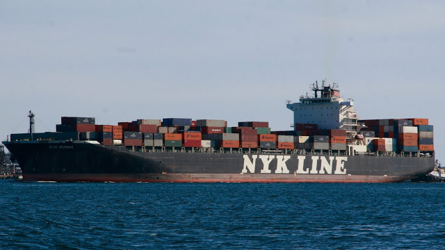 NYK, MOL and K Line to merge container businesses | Halifax