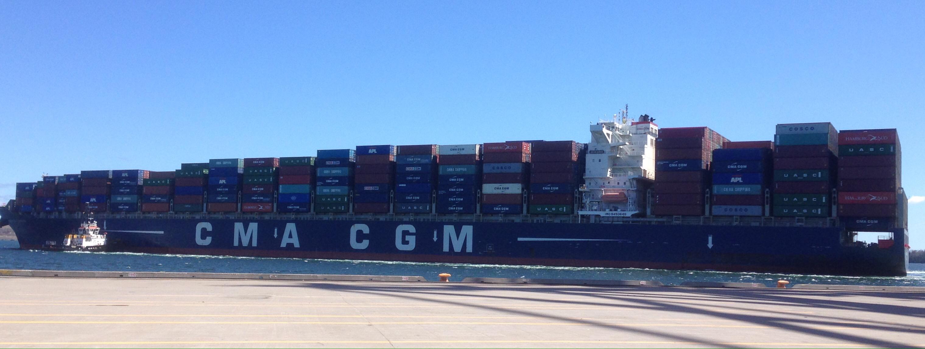 CMA-CGM | Halifax Shipping News ca
