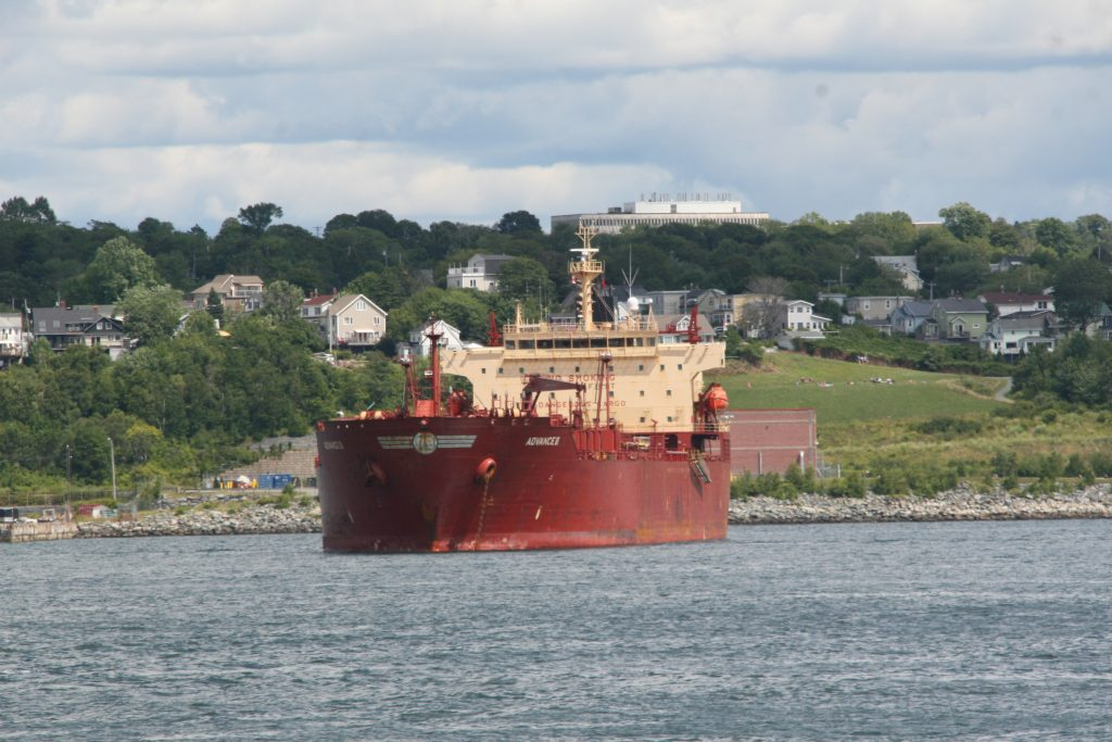 Advance II for Irving Woodside | Halifax Shipping News ca